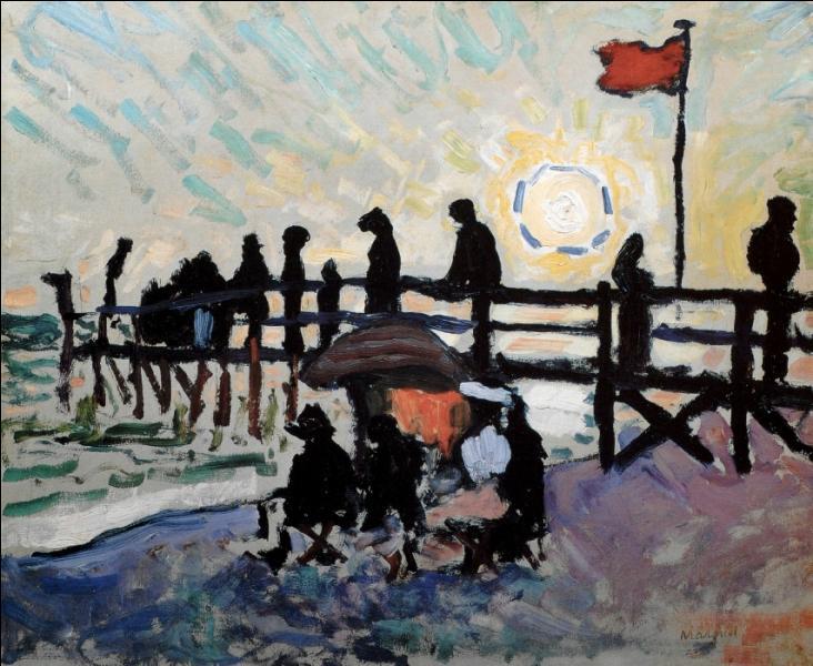 Qui a peint cette toile ?