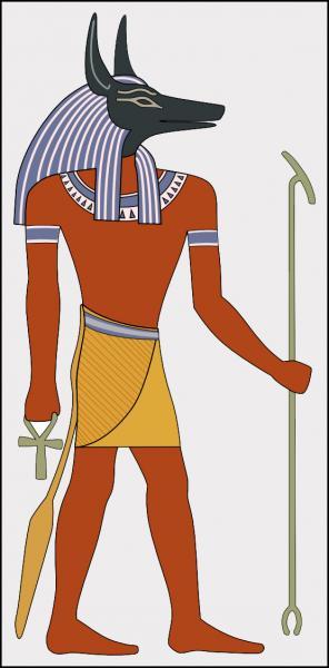 Chez les Égyptiens, qui est le dieu des morts ?