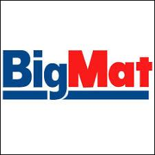 Que peut-on acheter chez BigMat ?