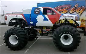 A part Monster Truck, comment peut-on appeler cette voiture à grosses roues ?