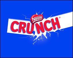 Dans quel domaine parle-t-on de Big Crunch ?