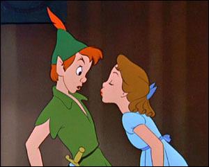 Qui est l'amie de Peter Pan ?