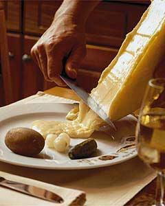 Spécialités à base de fromage