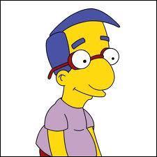 Mussolini est son deuxième prénom. C'est le fils de la famille et le meilleur ami de Bart Simpson. Il est amoureux de Lisa.