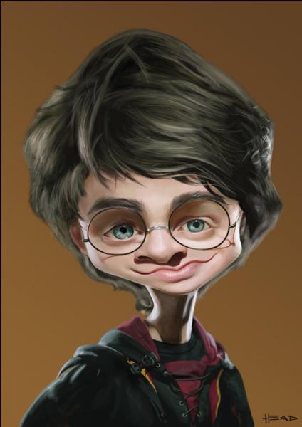 Abracadabra et voici un sorcier un peu transformé. Qui est-ce ?