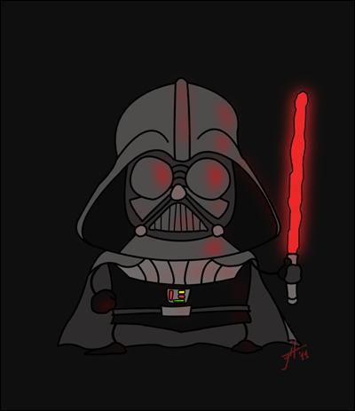 On comprend pourquoi Luke a paniqué quand cette personne lui a dit :  Je suis ton père !  . Mais qui est-ce ?