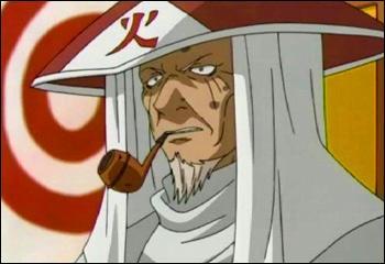 Qui est le père d'Asuma Sarutobi ?