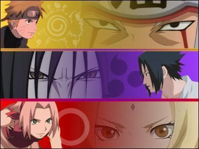 Qui sont les maîtres de nos 3 ninjas préférés ?