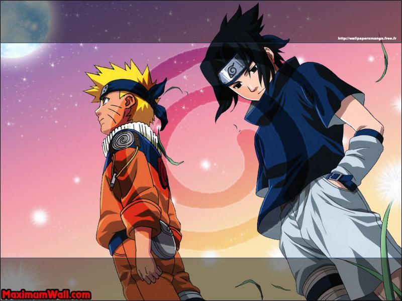 Qui est le rival de Naruto ?