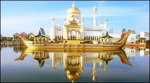 Quelle est la capitale du Sultanat de Brunei ?