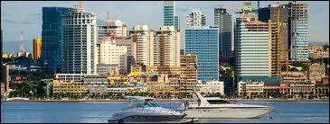 Quelle est la capitale de la République d'Angola ?