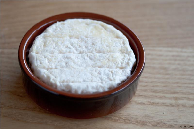 Voici un fromage de l'Isère :