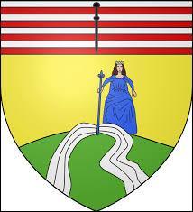 Voici le blason de la commune Tourangelle de Notre-Dame-d'Oé. Elle se situe en région ...
