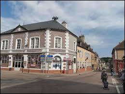 Nous sommes à Saint-Amand-en-Puisaye. Cette ville bourguignonne se situe dans le département n° ...