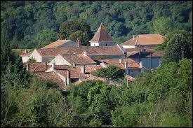 La commune Charentaise de Saint-Ciers-sur-Bonnieure se situe en région ...