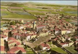 Nous survolons la commune languedocienne de Saint-Pargoire. Nous sommes dans le ciel du département ...