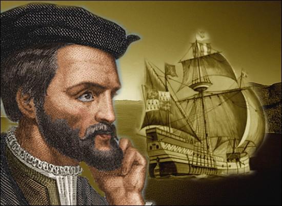 De quel port français est originaire Jacques Cartier, navigateur et explorateur et découvreur du golfe du St-Laurent et du Canada en 1534 ?