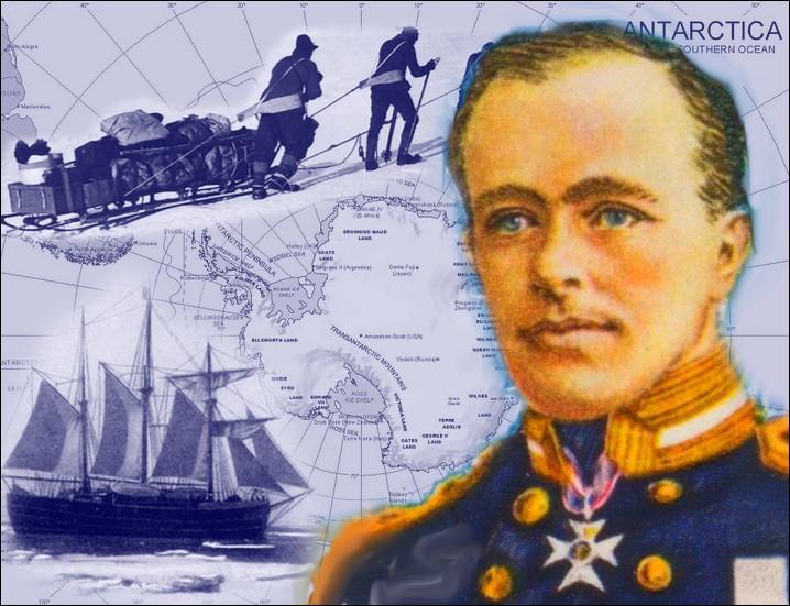 Quel est cet explorateur polaire britannique, qui partit en 1911 pour le pôle Sud et pensant être les premiers à réussir cet exploit, fut précédé de quelques semaines par Roald Amundsen ?