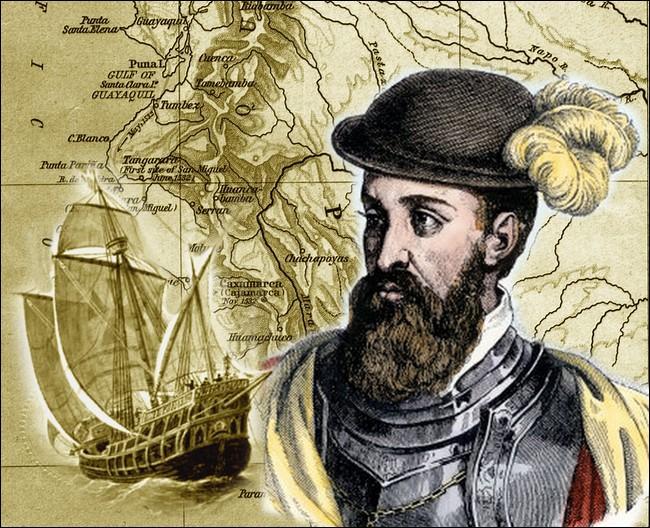 Soutenu dans ses projets par Charles Quint, ce conquistador espagnol fondera la ville de Lima en 1535 ...