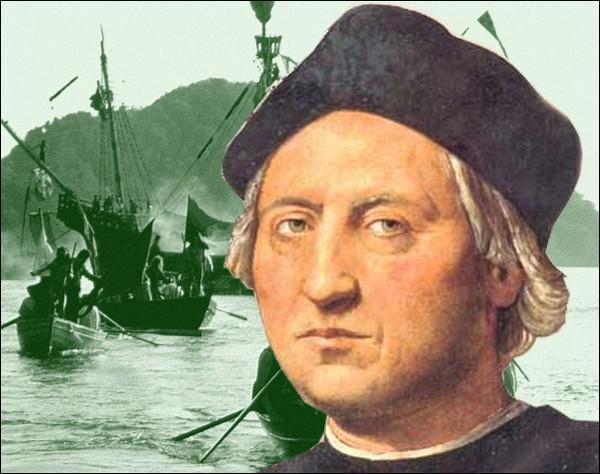 Il croyait avoir atteint les Indes, Il découvre le continent américain ! Christophe Colomb et son équipage accostent sur cette île le 12 octobre 1492...