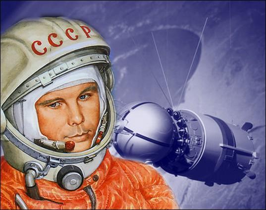 Youri Gagarine est le premier homme à avoir effectué un vol dans l'espace le 12 avril 1961. A bord de quel vaisseau spatial effectua-t-il ce premier vol autour de la terre ?