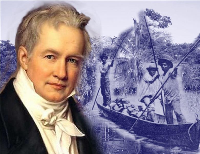 Avec quel célèbre botaniste français, l'explorateur et géographe allemand Alexandre von Humboldt est-il parti en 1799, en expédition pour l'Amérique du Sud ?