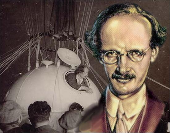 Le physicien et aéronaute Auguste Piccard a inspiré le dessinateur Hergé pour créer le personnage du professeur Tournesol. En 1945, il avait conçu, le premier vaisseau des profondeurs appelé...