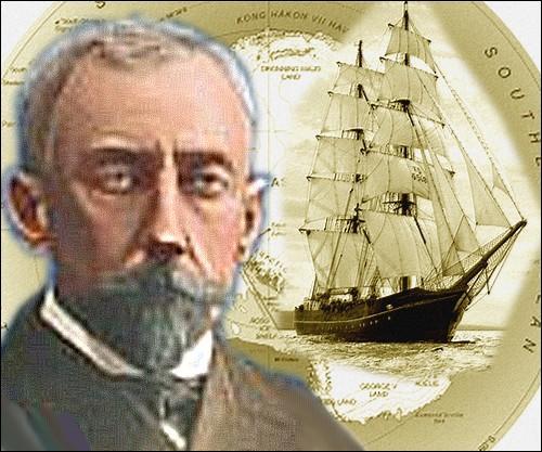 Qu'arriva-t-il à Roald Amundsen, grand marin et explorateur polaire norvégien le 14 décembre 1911 ?