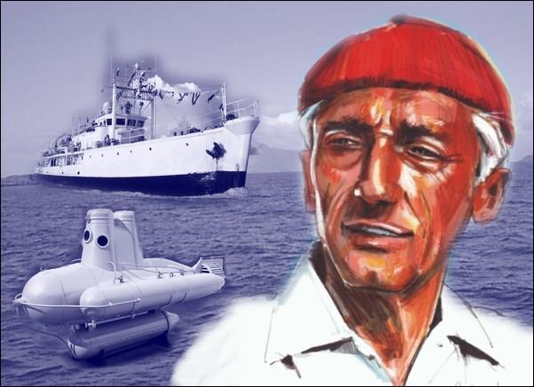 Quelle était la fonction première du  Calypso , célèbre navire océanographique du non moins célèbre Commandant Cousteau ?