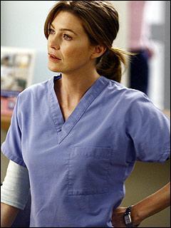 Que fait Meredith quand elle apprend que Shepherd est marié ?