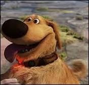 Dans quel film les héros rencontrent-ils près des chutes du Paradis, Doug, un chien qui sait parler ?