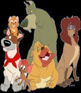 Dans quel film voit-on cette joyeuse bande formée de Roublard, Tito, Einstein, Francis et Rita ?