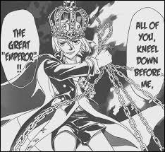 Qui est donc ce jeune roi et de quoi fait-il partie ?