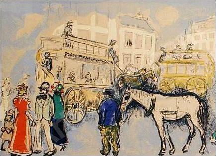 A quel peintre fauviste ayant séjourné plusieurs années à Paris, doit-on cette toile intitulée  Pigalle  ?