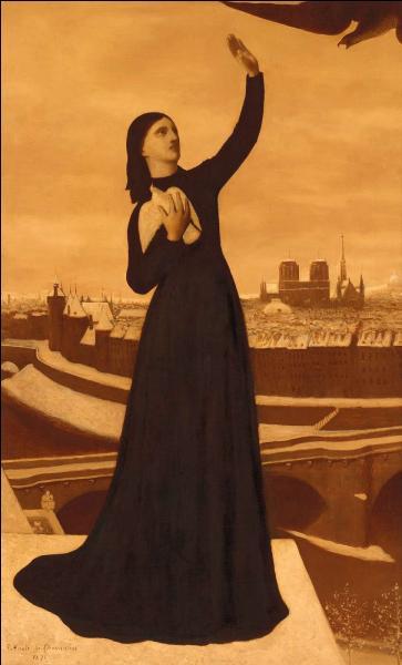 A quel artiste, qui eut pour modèle Suzanne Valadon, doit-on  Le pigeon , peint en 1871, à la fin du siège de Paris pendant la guerre franco-prussienne ?