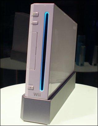 Quand s'allume le voyant bleu de la Wii?