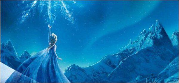 Pourquoi Elsa frappe-t-elle Anna au cœur avec de la glace dans son château ?