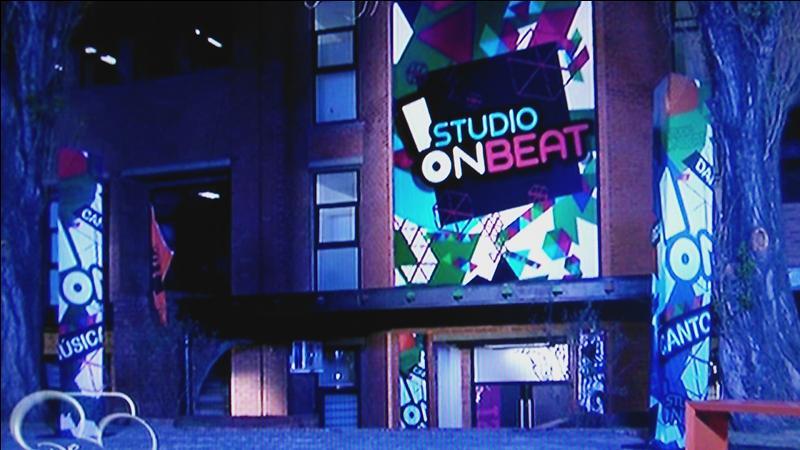 J'étudie au Studio On Beat :
