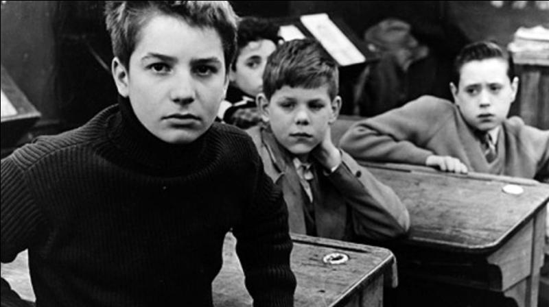 Ce film est classé 9e. C'est un film (1959) de François Truffaut / Avec Jean-Pierre Léaud, Claire Maurier. Voici une réplique culte de ce film : « C'est peut-être une question de glande ».Quel est ce film ?