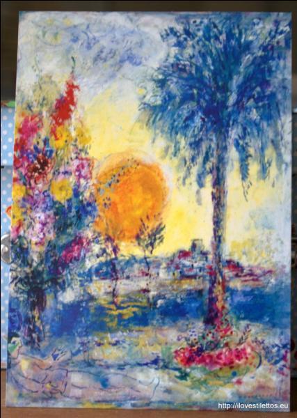 Qui a peint cette oeuvre ?