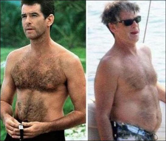 Dans un  James Bond , c'est à celui de gauche que vous avez eu affaire !