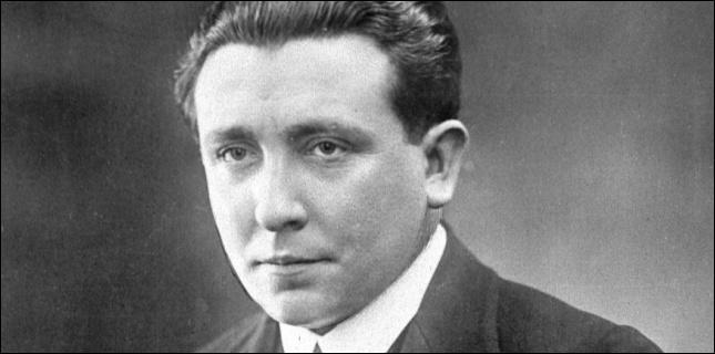 Pierre Benoît, écrivain, auteur de  L'Atlantide ,  Königsmark  ...