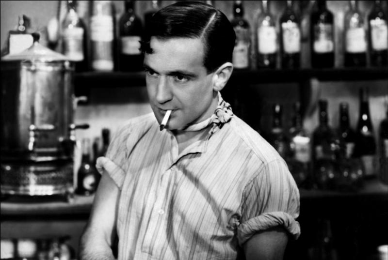 Pierre Fresnay, acteur.  Marius  dans la trilogie de Pagnol.