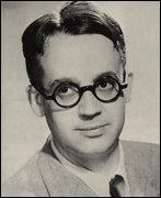 Robert Brasillach, écrivain et critique éminent de cinéma.
