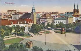 Dans quel pays situez-vous la ville de Pirmasens ?