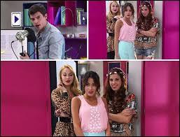 Dans la série  Violetta , Diego et Ludmila sont :