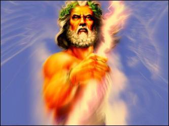 Comment se nomme le roi des dieux ?