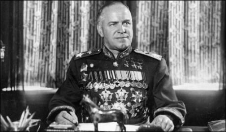 Pourquoi Staline appréciait-il Joukov ?