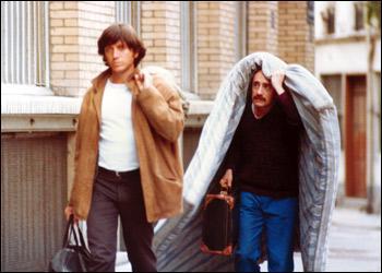 Quel est le titre du film sorti en 1981 avec Bernard Giraudeau et Michel Blanc ?