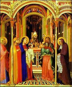 En 472, le pape Gélase 1er décide de christianiser cette fête. Que devient-elle ?